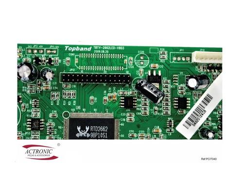 placa principal cce tv tl-800 tbtv-2662led-v803 promoção !