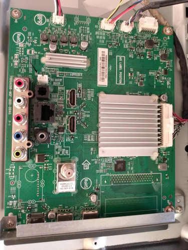 placa principal da aoc 43  led tv