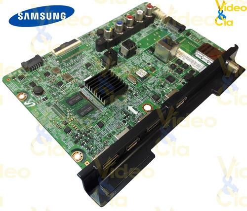 placa principal da tv samsung un40j5200ag un48j5200ag un43j5200ag modelo bn41-02307b