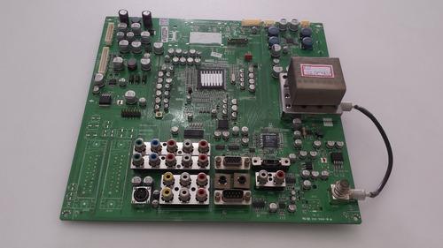 placa principal de sinal plasma lg 42pc1rv  68709m0348c