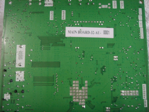 placa principal h-buster mst6u89 0091801506 v1.2