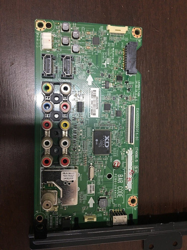 placa principal lg 32lb551 c/ garantia .