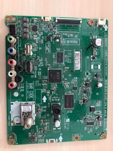 placa principal lg 32lh515b