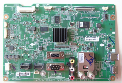 placa principal lg 42lt560h ebu010 eax64686401(1.5)
