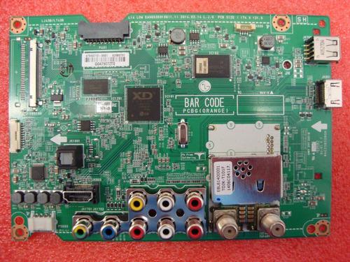 placa principal lg 47lb5600  eax6535106(1.1) nova!!