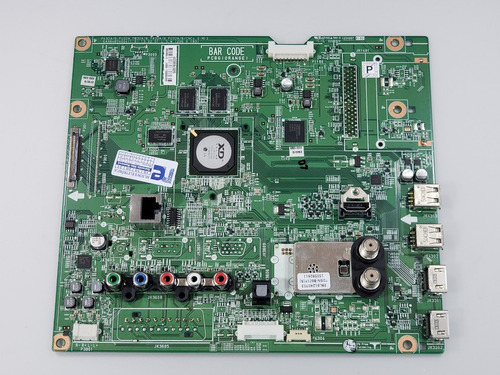 placa principal lg 50ph4700 eax64874004 (1.0) s/smart nova!
