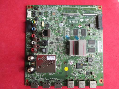 placa principal lg 65lb6500 eax65363904(1.1) / ebu62589802
