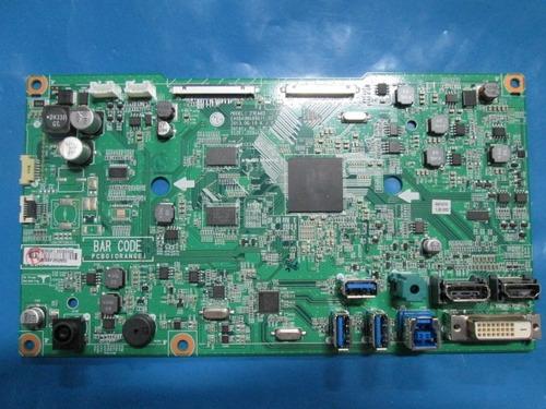 placa principal  lg mod 27ea83r ebu62026302 nova original!!!