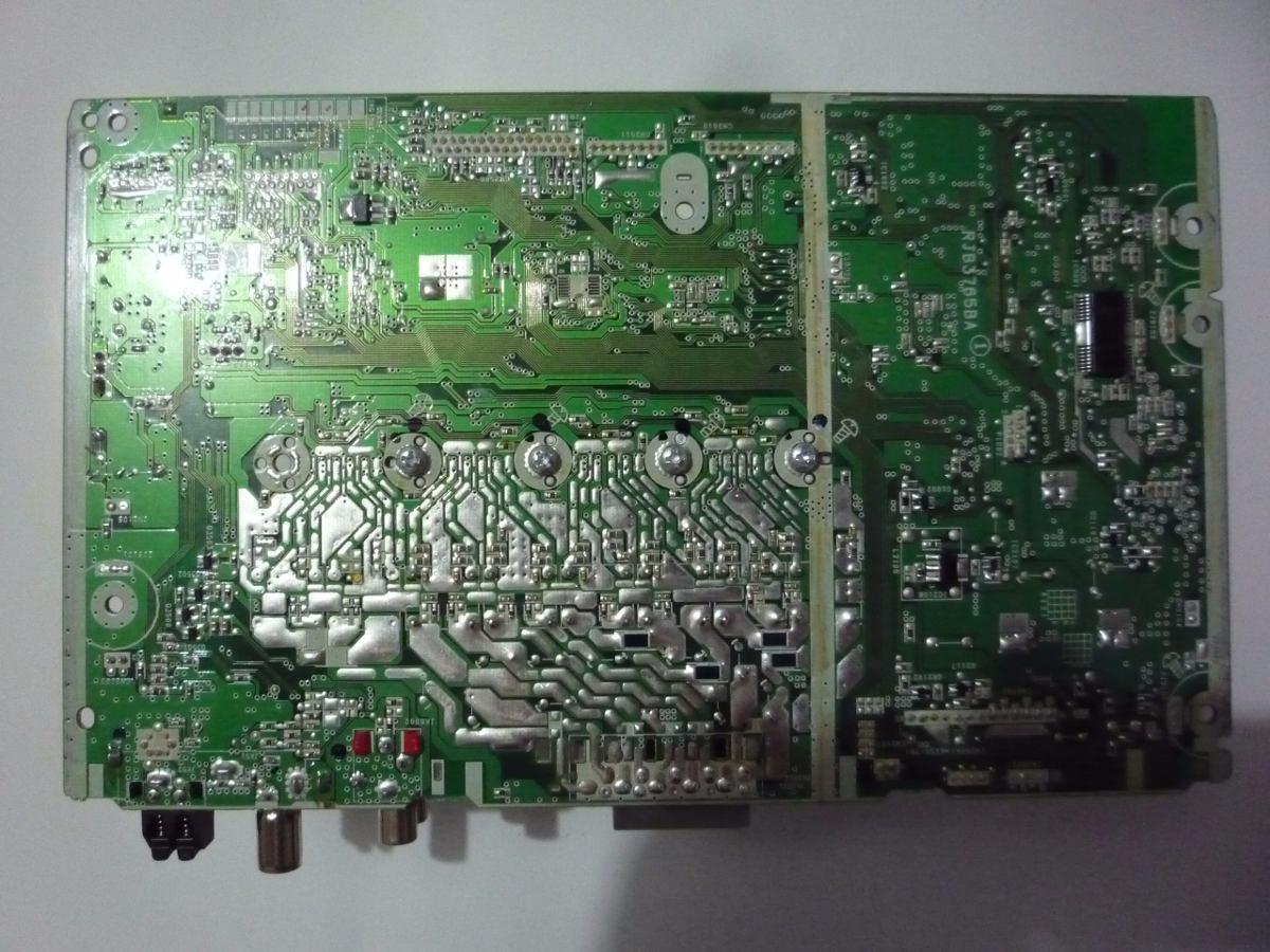 Placa Principal Micro System Panasonic Akx58 Rep5075