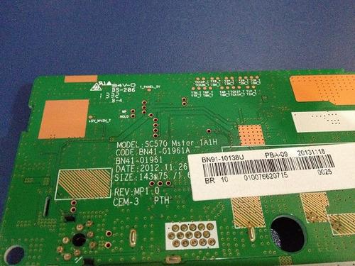 placa principal monitor led samsung s23c550