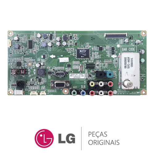 placa principal monitor lg ebu61042601 eax63283301 original
