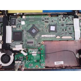 Placa Principal Netbook Intelbras Iplug Instalado