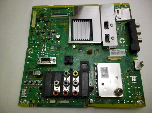 placa principal panasonic tc-32lx24 tnph0856 up
