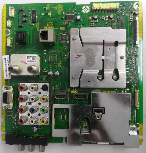 placa principal panasonic tc-l42u30b / tnp4g490