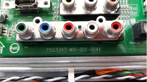 placa principal panasonic tcl24x5b  715g5347m01000004x