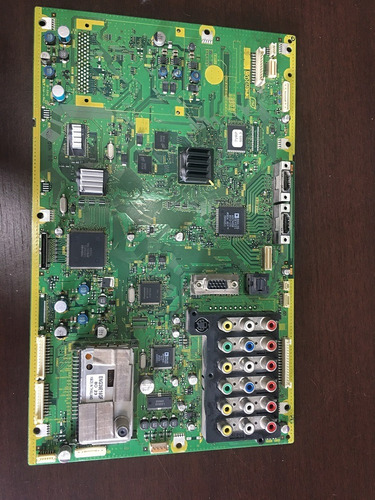 placa principal panasonic th50py85lb c/ garantia .