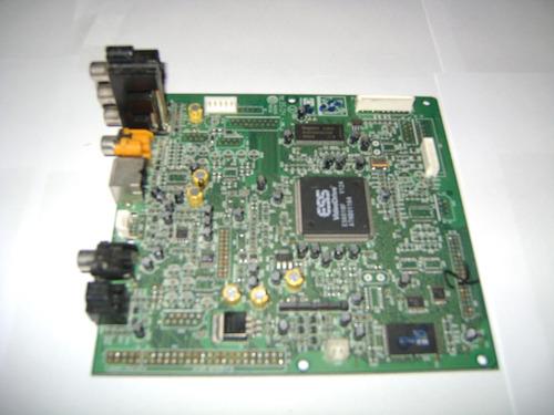 placa principal pci vídeo drive gradiente msd730