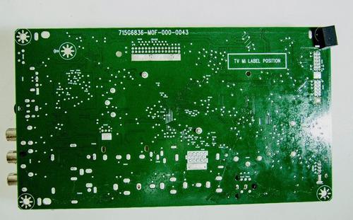 placa principal philips 32phg4900/78, 715g6836-m0f-000-0043