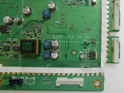 placa principal philips 42 z-side código:3104 303 39136