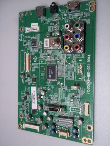 placa principal philips 42pfl3008 original