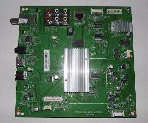 placa principal philips 43pfg5100 - 715g6962-m01-000-004n