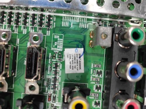 placa principal samsung ln32a450 ln37a450 bn94-01713q