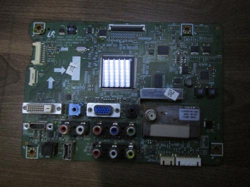 placa principal samsung ls20 ls20cfskfmzd 2033m bn91-04526a