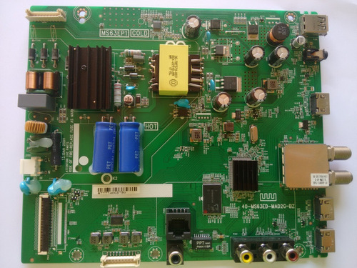 placa principal semp toshiba l32d290 40-ms63ed-mad2g-bz nova