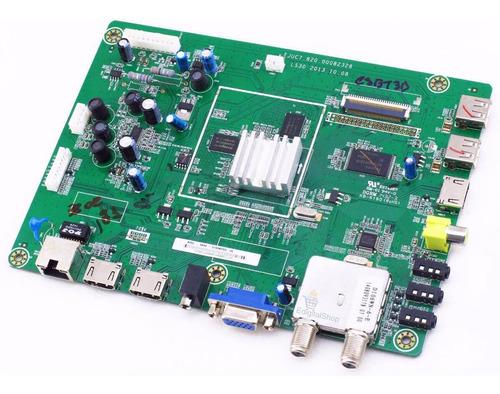 placa principal sinal tv philco ph51a36psg - nova c/ nfe