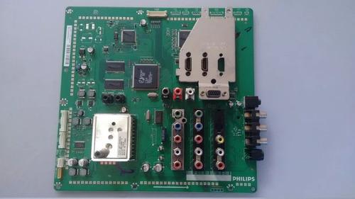placa principal sinal tv philips 42pfl3403 42pfl3403/78 fret