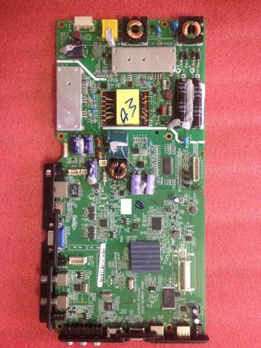 placa principal sinal/fonte toshiba dl2971(b)w com garantia
