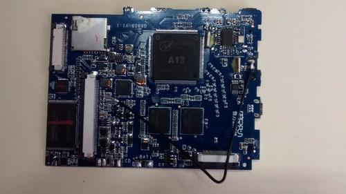placa principal  tablet navicty nt 1711