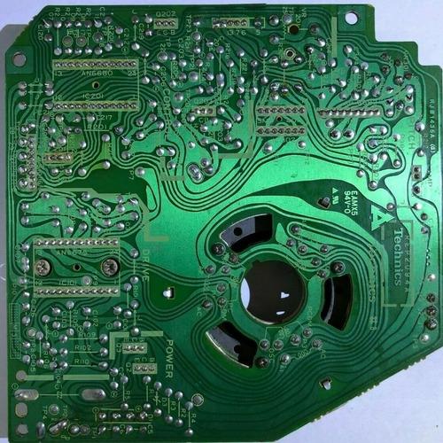 placa principal technics 1200 mk2