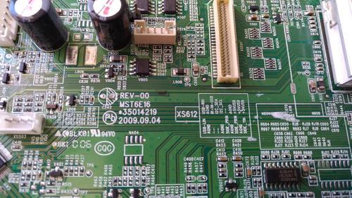 placa principal toshiba lc4045 *35014219