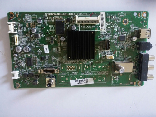 placa principal tv aoc le32d1452 715g6836-m01-000-004k