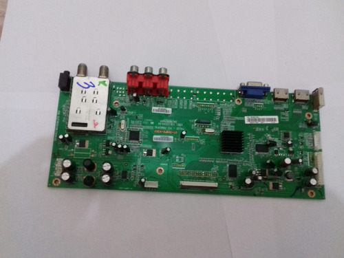 placa principal tv cce 1.10.73244.04