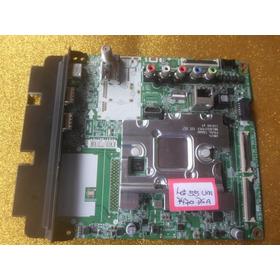 Placa Principal Tv E Smart LG 55 Um 7470 Psa Eax68253605( 1,