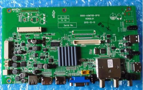 placa principal tv h-buster hbtv39l06 fd.5800 (nova)