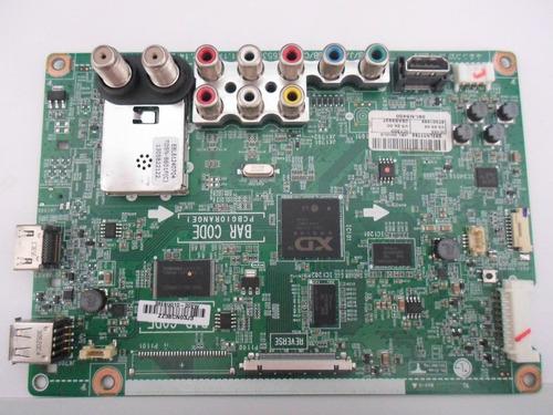 placa principal tv led lg modelo: 39ln5400-sb