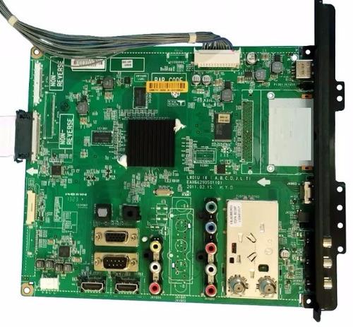 placa principal tv lg 32lk450 37lk450 42lk450 47lk450