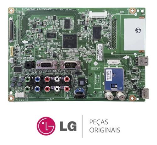 placa principal tv lg 42pa4500 sf 50pa4500 sf original nova