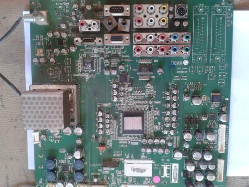 placa principal tv lg 42pc1rv - 68709m0348f-