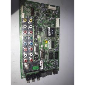 Placa Principal Tv Lg 42pg60 No Estado Sem Garantia
