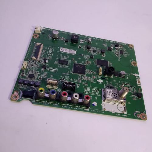 placa principal tv lg 43lh5150 cód eax66818003(1.0) garantia