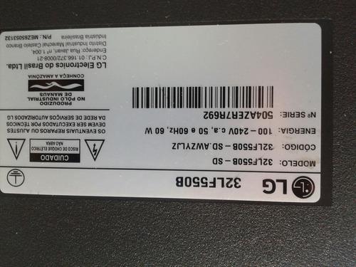 placa principal tv lg32 lf550b
