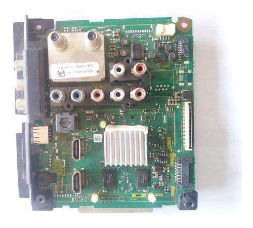placa principal tv panasonic tc-32d400b-tnp4g601