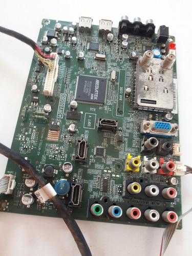 placa principal tv philco lcd ph32m4