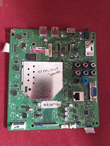placa principal tv philips 42pfl5508