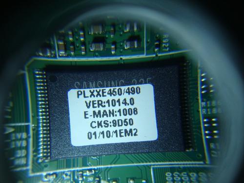 placa principal tv plasma pl51e490b1g. nova