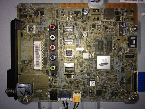 placa principal tv samsung un32j4300agxzd